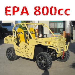 EPA Approved 800cc Hunting UTV (DMU800-02)