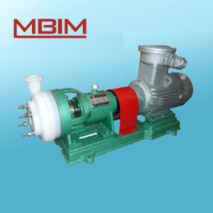 Fsb Fluorine Plastic Chemical Centrifugal Corrosive Pump (80FSB-50) pictures & photos