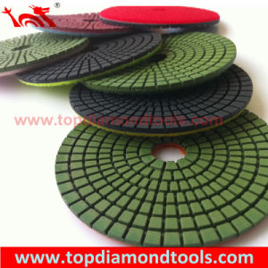 Flexible Wet Diamond Polishing Pads pictures & photos