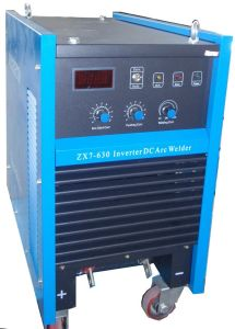 IGBT MMA Welding Machine (ZX7-630) pictures & photos