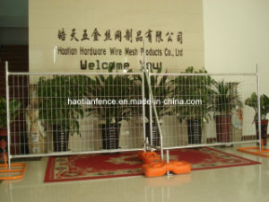 Galvanized Temporary Welded Metal Wire Fence Panel pictures & photos