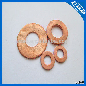 Spring Washer/Copper Flat Washer/Iron Washer/Aluminum Washer. pictures & photos
