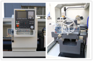 Horizontal Flat Bed Metal CNC Lathe with Specifications and Price (CK6140) pictures & photos