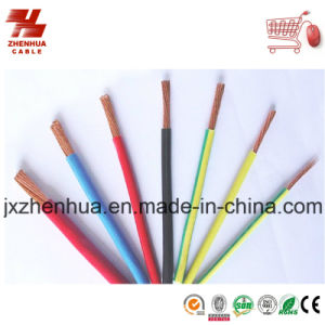 PVC Electrical Cable Wire pictures & photos