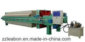 Program-Controlled Automatic Plate-Pulling Press Filter for Chemical pictures & photos