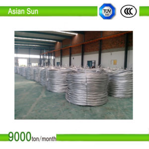 Ec Grade Super High Quality Aluminum Wire Rod 9.5mm pictures & photos