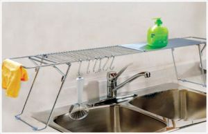 Kitchen Tool/ Kitchenware/ Towel Shelf/Kitchen Rack pictures & photos