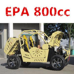 EPA Approved 800cc 4X4 Shaft Farm UTV (DMU800-02)