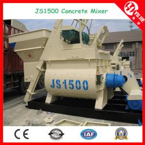 1.5m3 Concrete Mixer for Concrete Mixing Plant (JS1500) pictures & photos