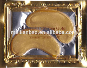24k Gold Nourishing Beauty Skin Care Eye Mask pictures & photos