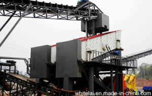 High Efficiency Mining Vibrating Sieve Screen pictures & photos