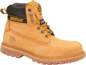 Nubuck Leather Construction Safety Shoes Goodyear Welted Work Shoes Men Work Boots Goodyear Safety Boots pictures & photos