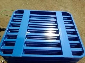 Heavy Duty Double Side Steel Pallet pictures & photos