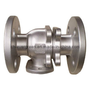 China Customized OEM Sand Casting Iron Valve Body pictures & photos