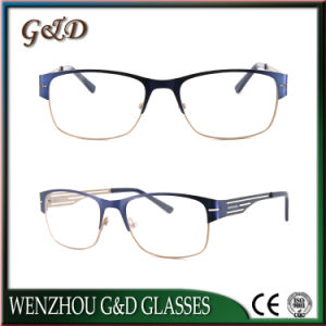 Popular Metal Eyeglass Eyewear Optical Frame 52-079 pictures & photos