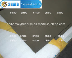 99.97% Pure Molybdenum Sheets for Vacuum Furnace pictures & photos