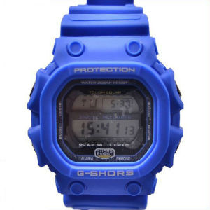 New Design Waterproof Solar Power Silicone Wrist Watch pictures & photos