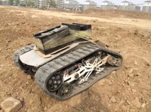 Crawler Track Undercarriage&Rubber Track Undercarriage (K02-SP6MSCS2) pictures & photos