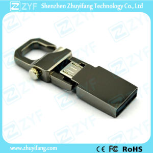 Unique Keychain Design Metal 16GB OTG USB (ZYF1604)