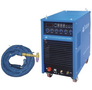 IGBT Inverter AC/DC Square-Wave TIG Welding Machine (WSE-500) pictures & photos