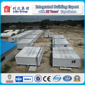 High Quality Container Homes 20FT/Living 20FT Container House pictures & photos