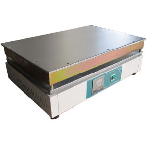 LCD Display Steel Top Hot Plate pictures & photos