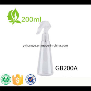 Plastic Shoulder Cosmetic Packaging Fine Mist Trigger Sprayer Pump Bottle pictures & photos
