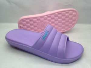 Rubbery EVA Slippers for Men and Lady Size (21iw1712) pictures & photos