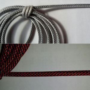Hybrid Material Woven Lamp Wire pictures & photos