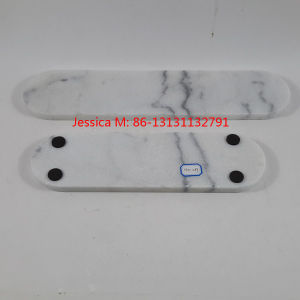 a Beautiful Marble Long Tray pictures & photos