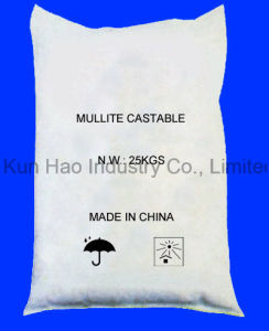 Mullite Castables Light Weight Refractory Castables