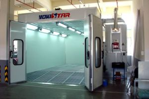 Auto Car Spray Baking Car Paint Booth pictures & photos