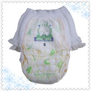 OEM Packing Disposable Baby Nappy Manufacturer China (LD-P32) pictures & photos