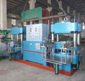Vacuum Vulcanizing Press for Rubber pictures & photos