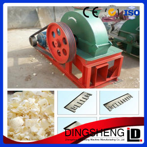 Horse Bedding Wood Log Shaving Making Machine for Sale pictures & photos