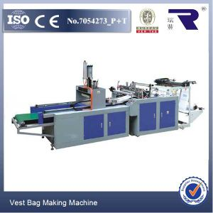 Plastic Vest Bag Forming Machinery Dfq Series pictures & photos