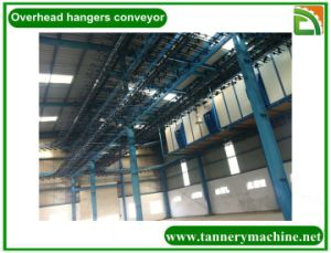 Tannery Hanger Conveyor for Raw Dry Cow Hides