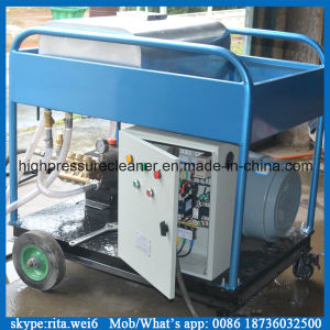 500bar Electric Paint Cleaner High Pressure Water Sand Blasting Machine pictures & photos