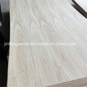 4*8 Ash Natural Veneer MDF pictures & photos