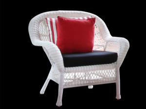 European Style Garden Outdoor Rattan Sofa pictures & photos