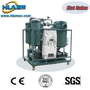 Vacuum Turbine Oil Recycling Purify Machine pictures & photos