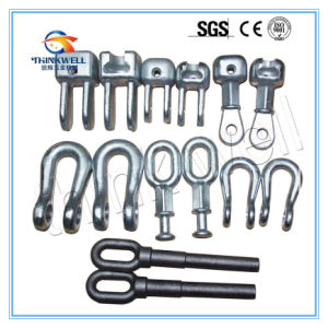 Forged Steel Galvanized Pole Line Fitting Transmission Line Fitting pictures & photos