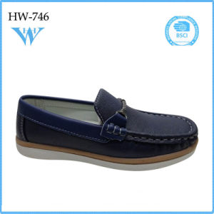 Wholesale China Fashion Cheap Good Quality Kids Shoes pictures & photos