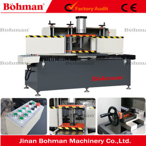 High Efficiency Aluminium Profile Five Cutter Tenon Milling Machine pictures & photos