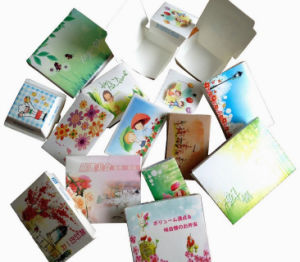 Safe Printing Take-Away Snack Packaging Boxes pictures & photos