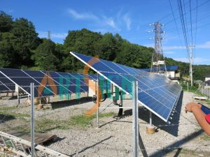 Solar Energy -- Solar Ground Racking System pictures & photos