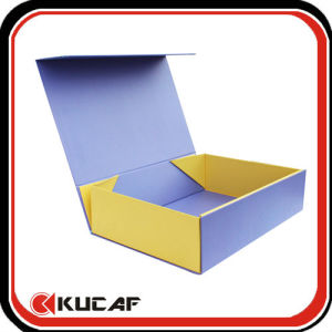 Custom Logo Foldable Paper Packing Box pictures & photos