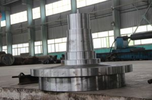 Alloy Steel Machinery Open Die Forging pictures & photos