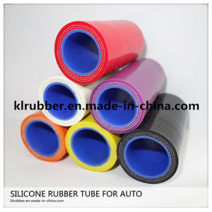 Top Grade Useful Silicone Polyester Radiator Tube pictures & photos
