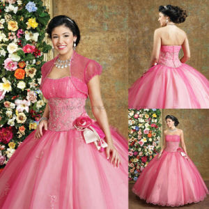 Quinceanera Dress, Pageant Gown (SO-1069)